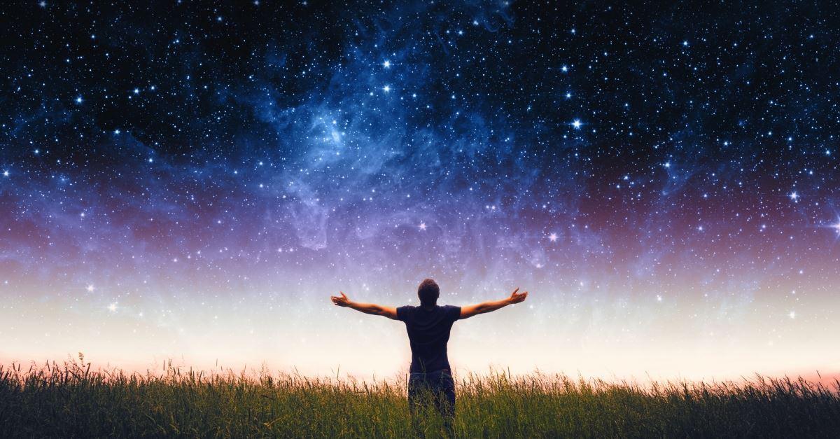 1. God Is So Big