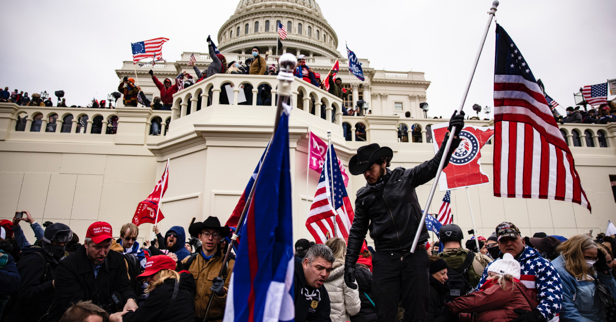 Trump Supporters Storm Capitol: 'As Close to a Coup Attempt as This Country Has Ever Seen' - Michael Foust