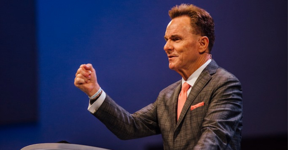 Ronnie Floyd Resigns as SBC Executive Committee President over Decision to Waive Privilege