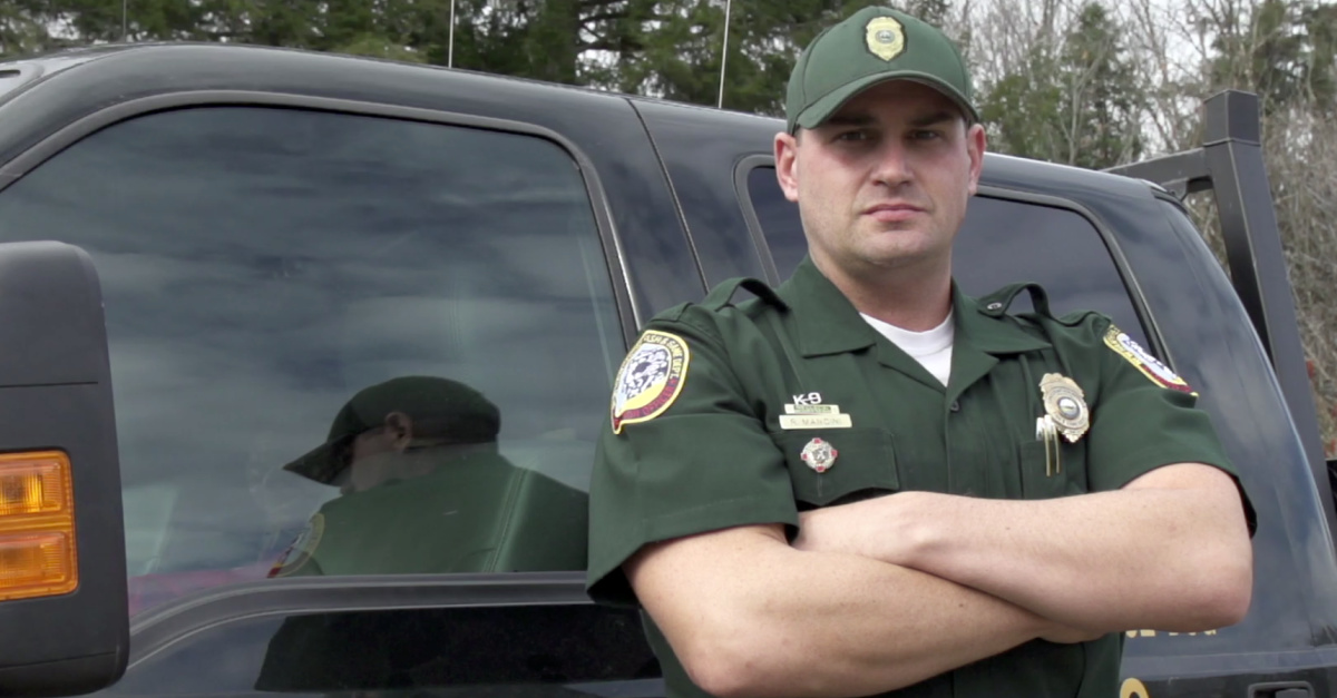 North Woods Law, A Game Warden