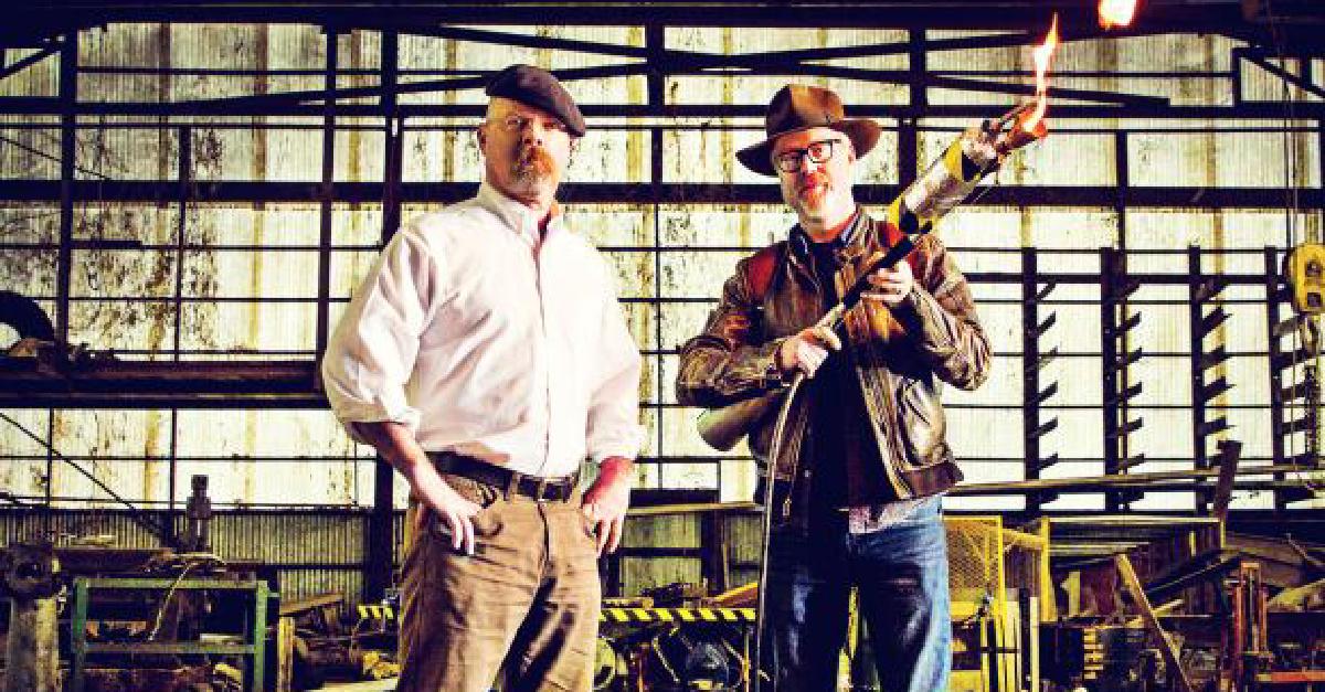 Mythbusters, Jamie and Adam Savage