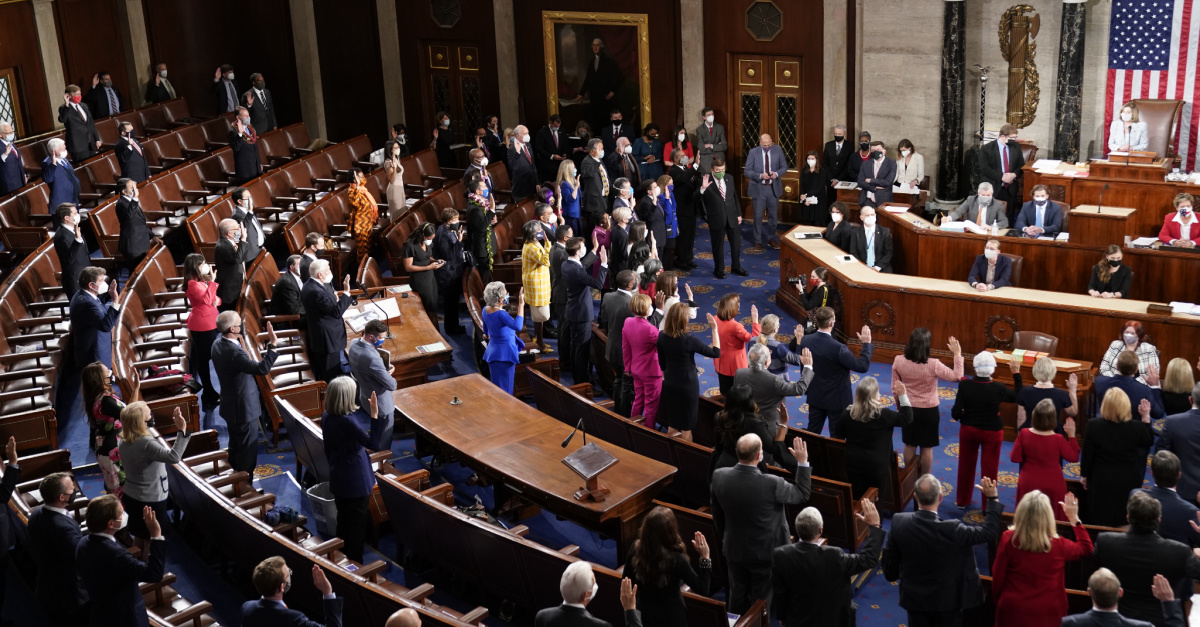 88 Percent of 117th Congress Is Christian, Pew Research Finds