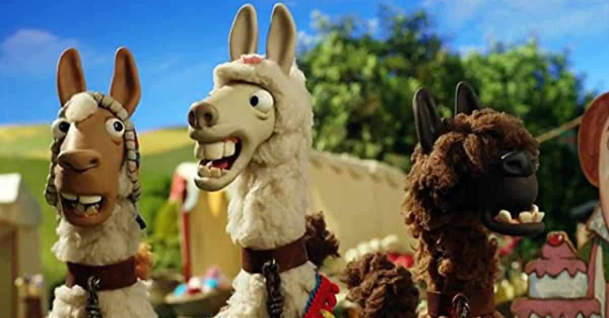 Shaun the Sheep in Shaun the Sheep