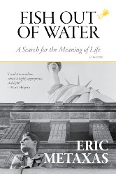 Cover of Fish Out of Water book by Eric Metaxas