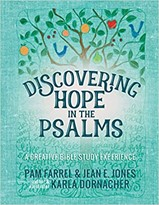 discovering hope in the psalms pam farrel book arise daily