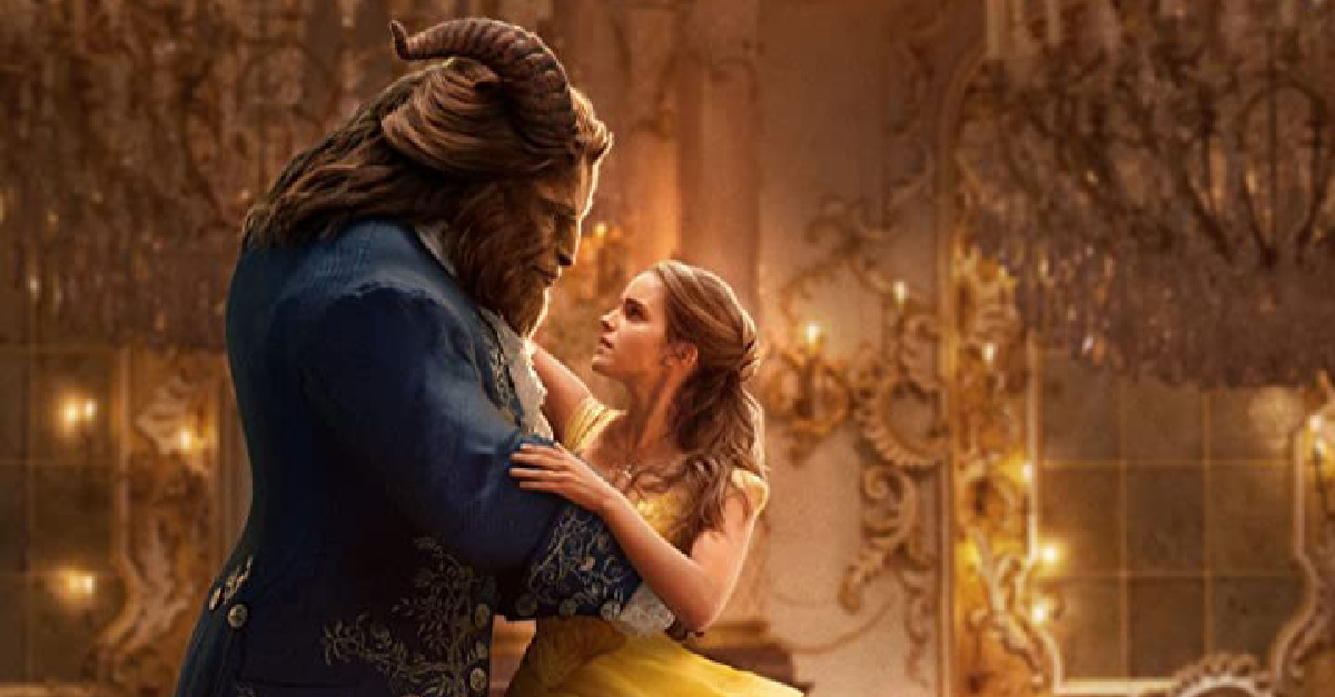 Still from Beauty and the Beast