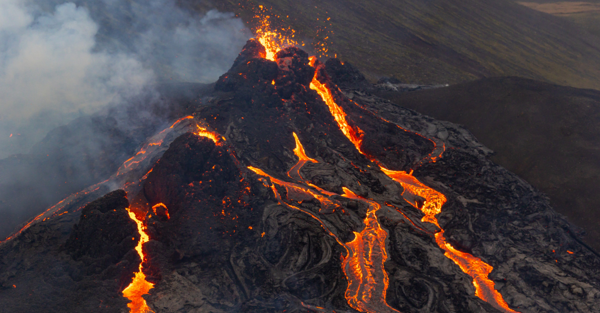 6,000-Year Dormant Volcano Erupts in Iceland after at Least 15,000 Earthquakes Hit the Region