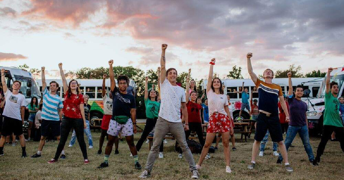 The A Week Away Campers dancing, things you should know about Netflixs news film A Week Away