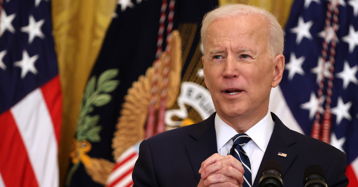 Biden Creates 'Court-Packing Commission' to Study Supreme Court Reform