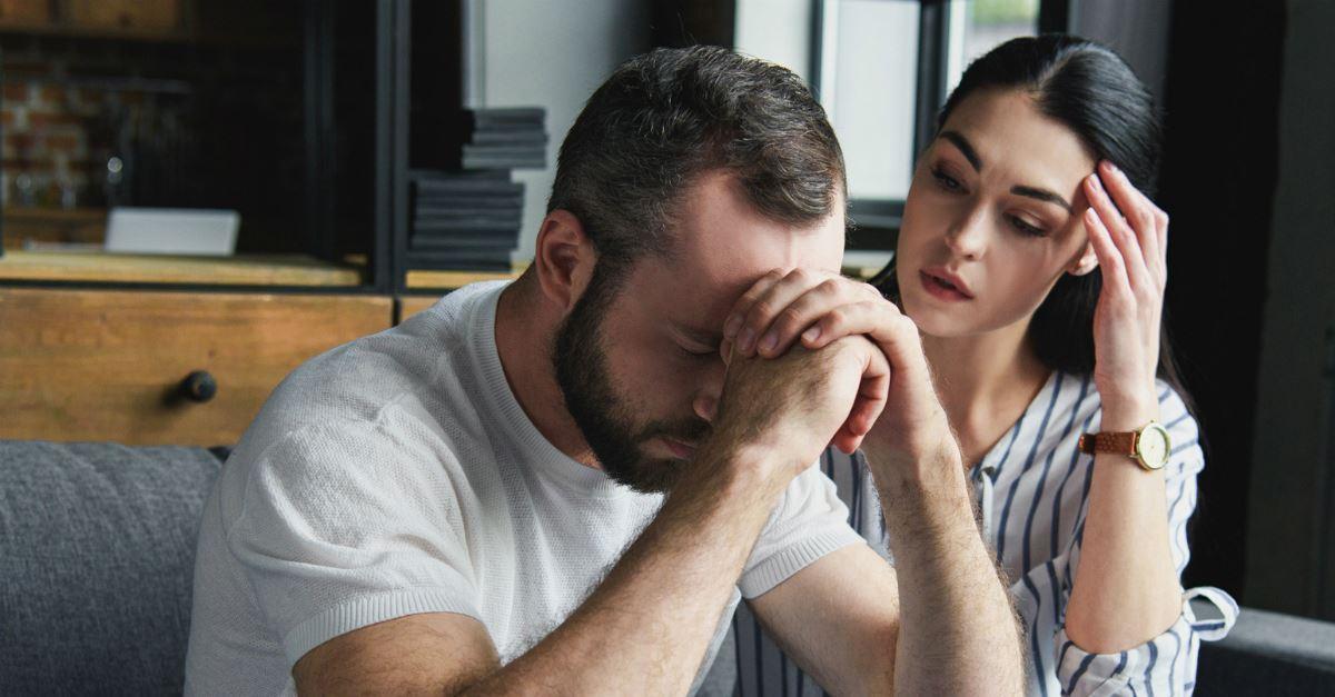 Prayer for Calm in Relationships