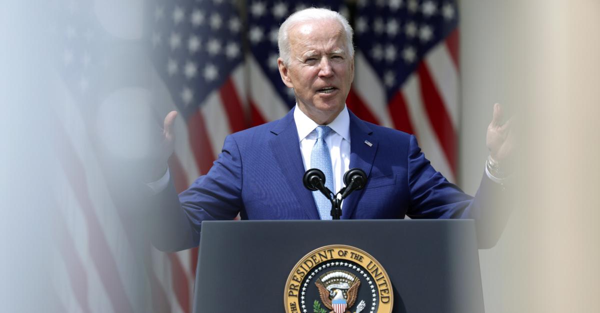 President Biden Issues 6 Executive Orders on Gun Control