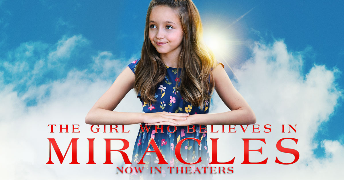 Girl Who Believes in Miracles movie poster