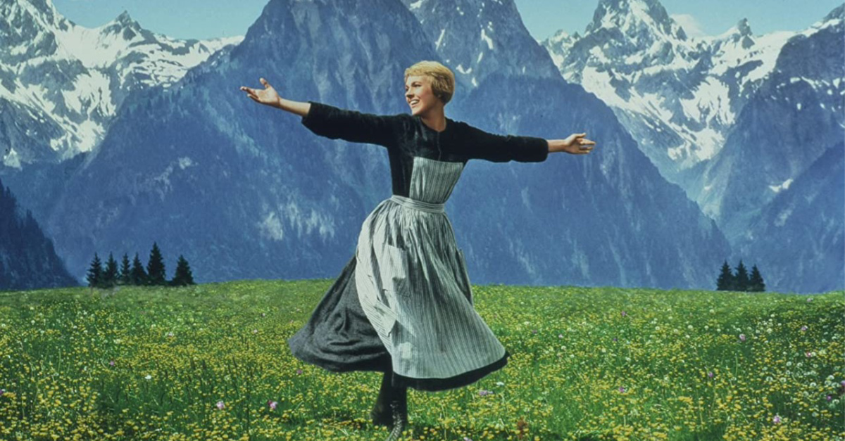 The Sound of Music, family-friendly movies on Disney Plus