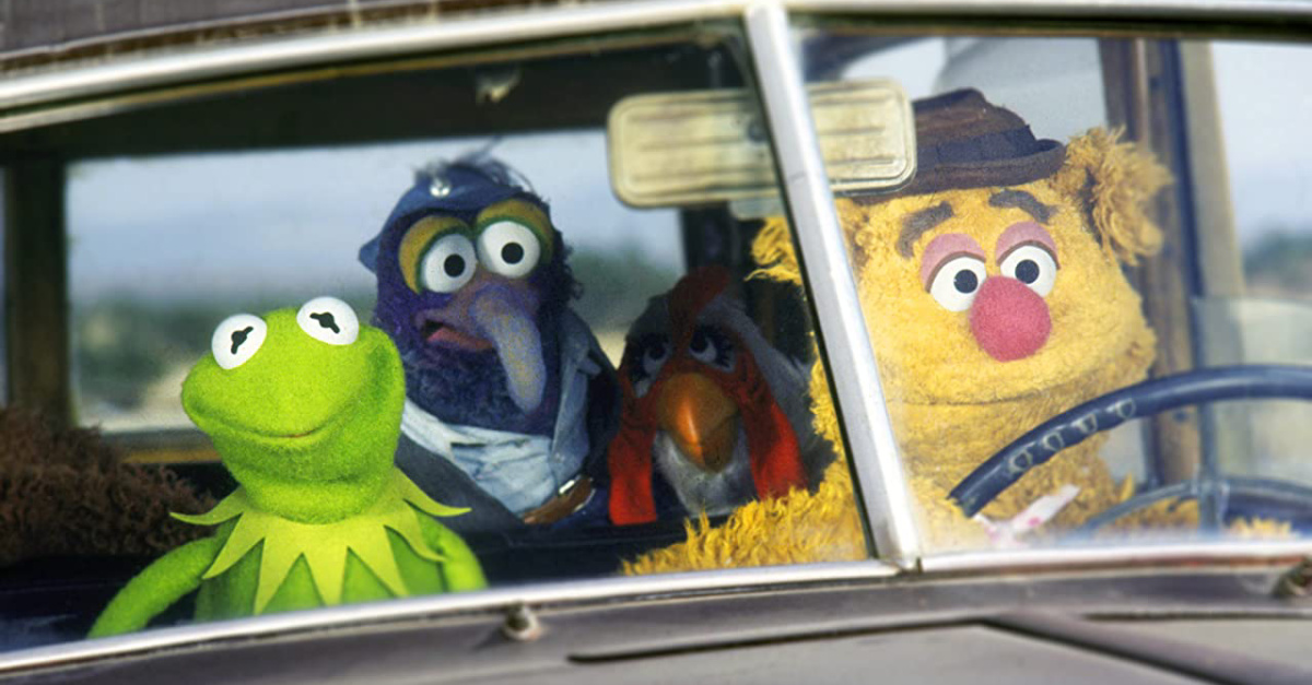 The Muppets in The Muppet Movie