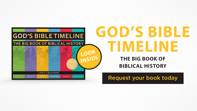 Gods Bible Timeline truth for life may 2021 offer