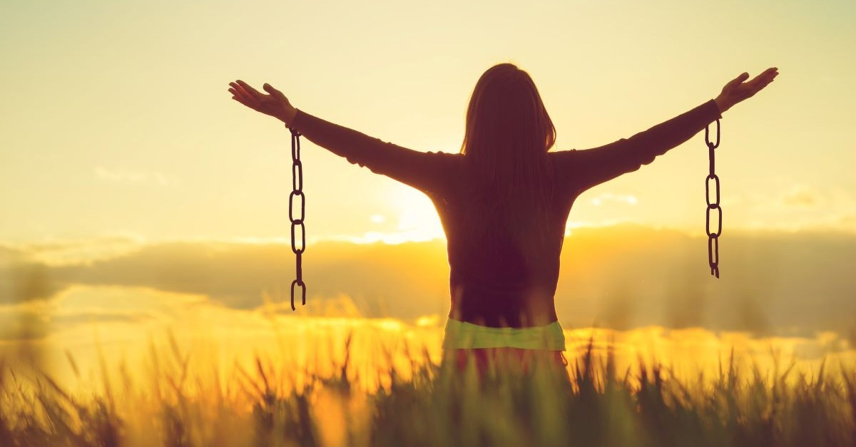 break free living free from sin freedom in christ break chains forgiven