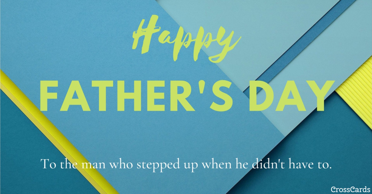 Happy Father's Day to You! ecard, online card