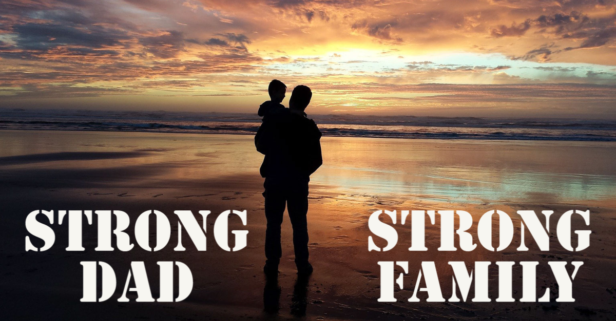 How Strong Fathers Lead Their Family