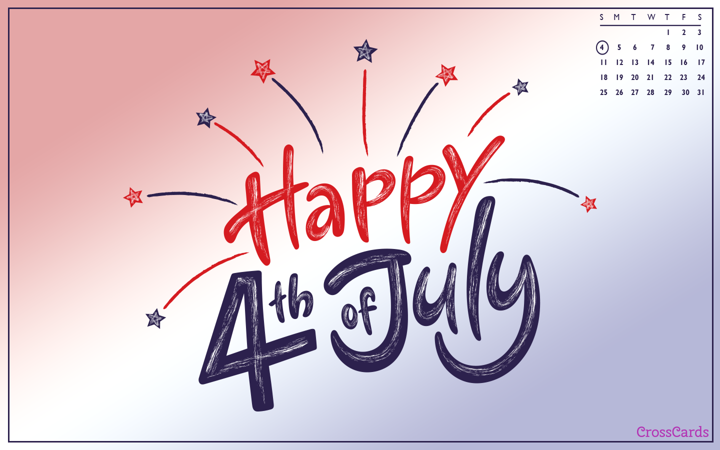 July 2021 - Happy Fourth! mobile phone wallpaper