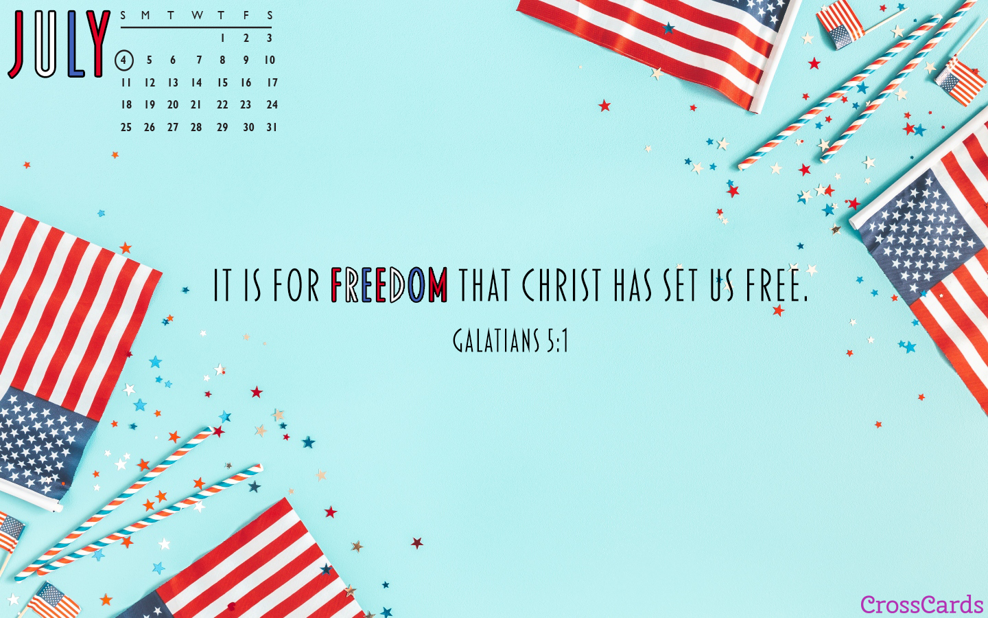 July 2021 - Freedom mobile phone wallpaper