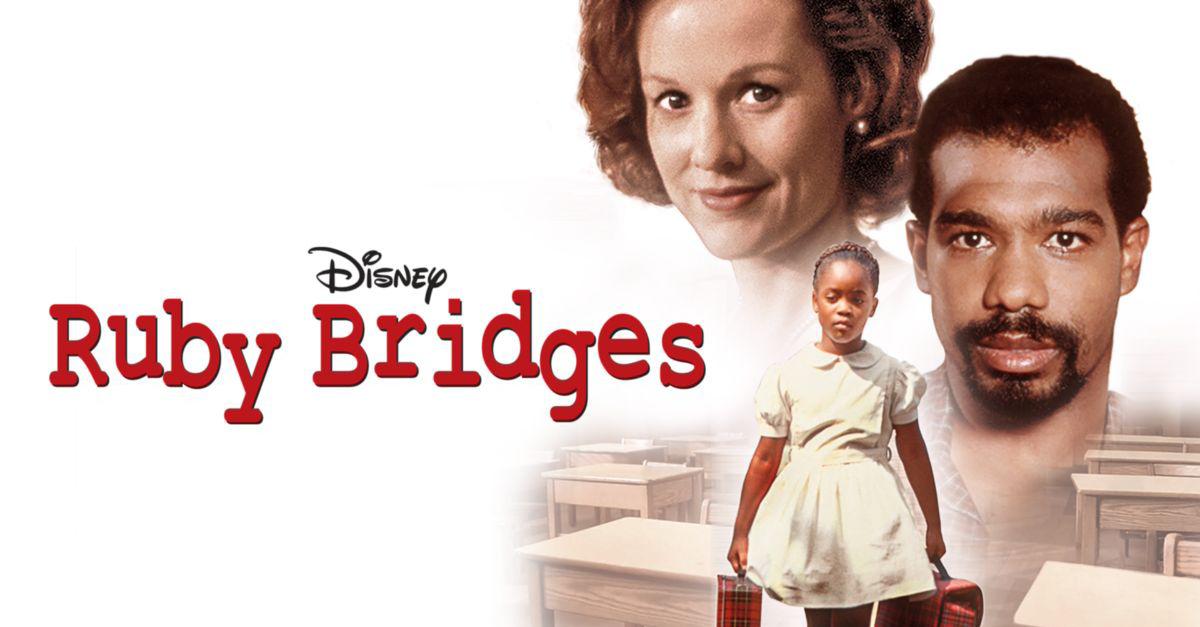 Ruby Bridges movie poster, Ruby Bridges