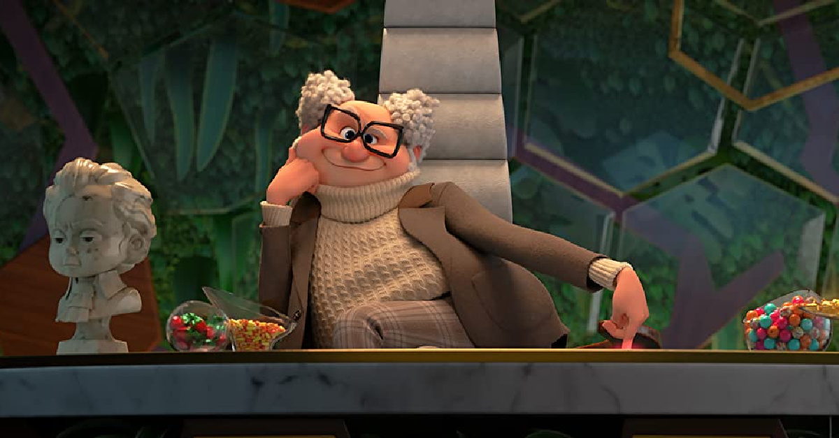 Dr. Armstrong in Boss Baby 2