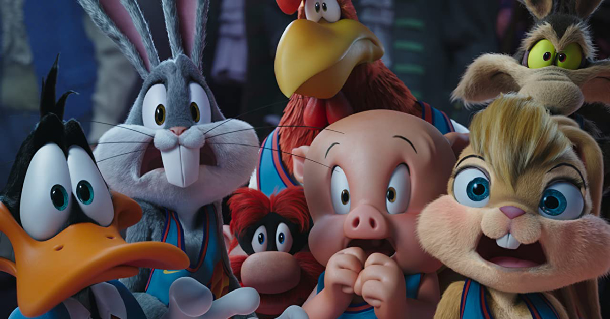Looney Tunes characters, Space Jam 2