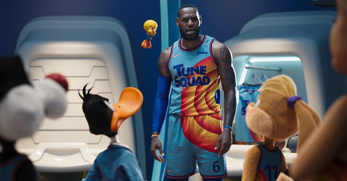 LeBron Jams and the Looney Tunes, Space Jams 2