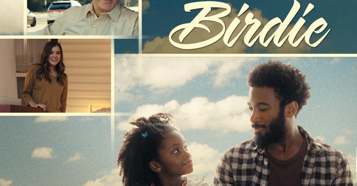 The Birdie movie poster, Birdie