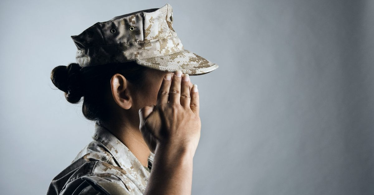 Drafting Women for War Would Be 'Immoral,' National Review Says Criticizing Congress