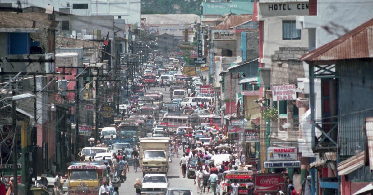 At Least 29 Dead after 7.2 Magnitude Earthquake Hits Haiti