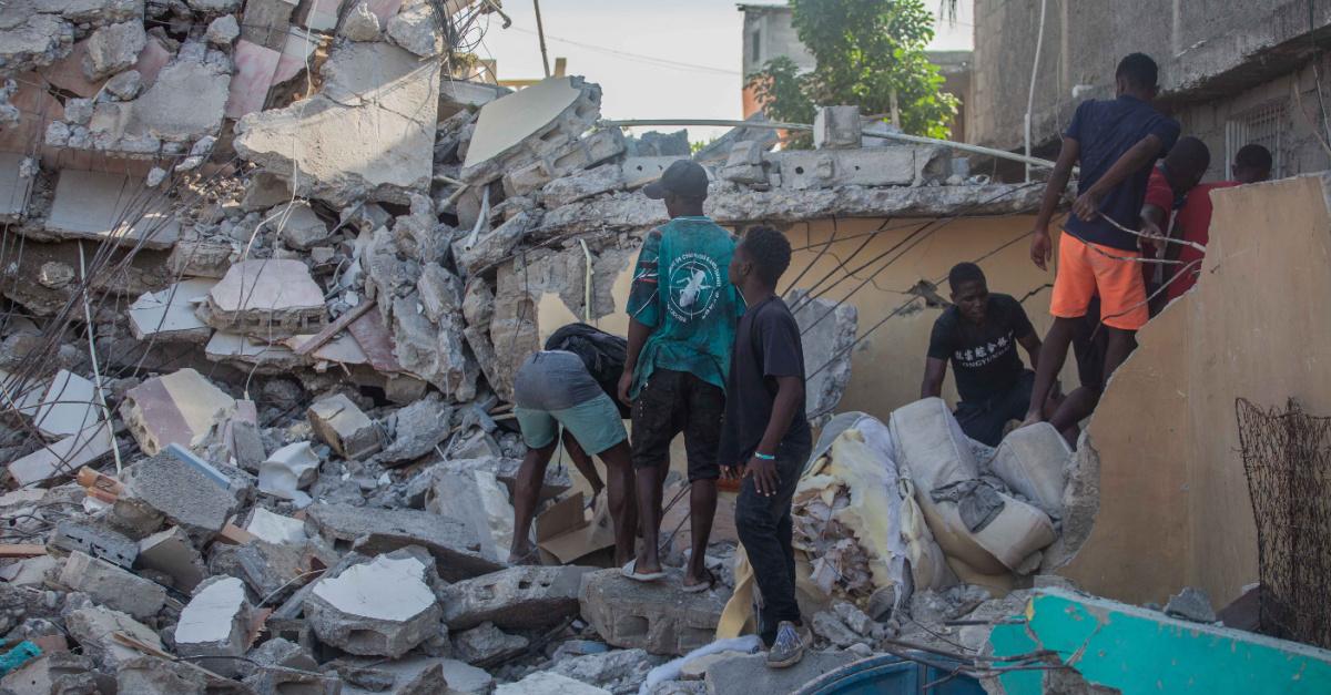 Christian Organizations Send Aid to Haiti as Death Toll Rises to Nearly 1,300 following Massive Earthquake