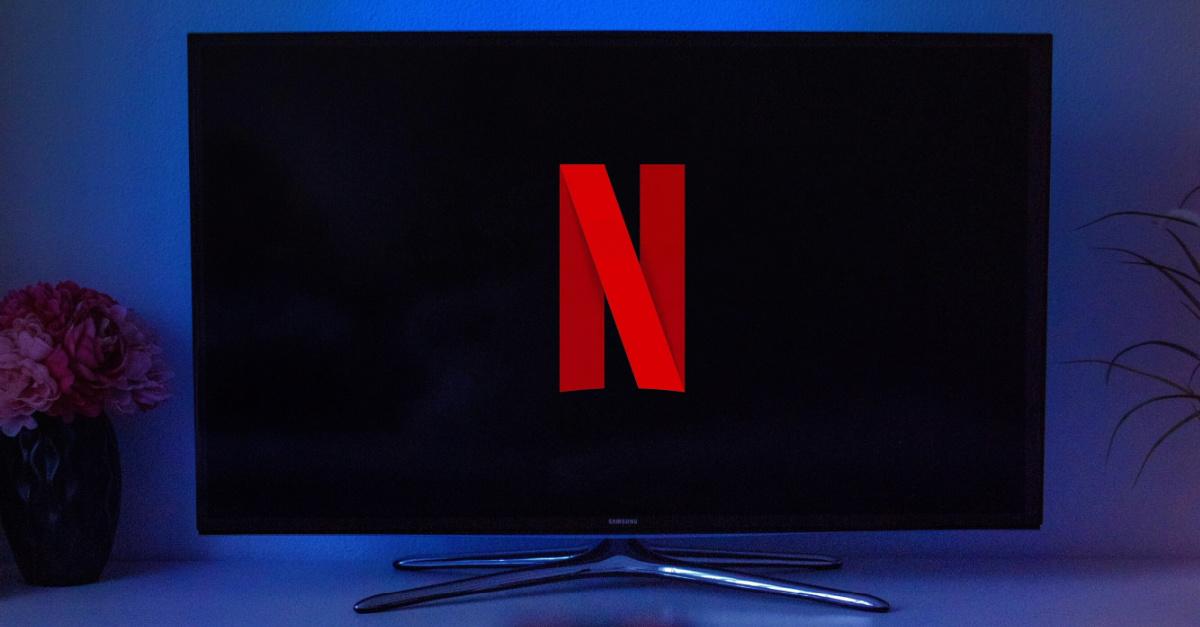 Netflix open on a TV, Family friendly movies on Netflix