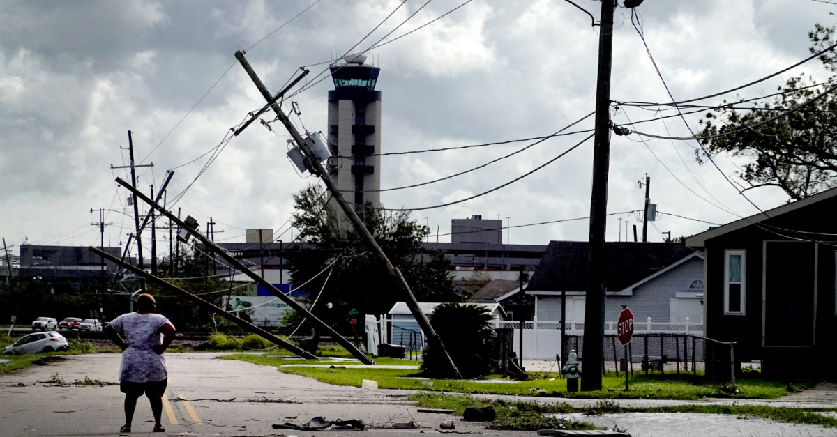 'Pray for Us': Hurricane Ida Leaves Entire City of New Orleans without Electricity
