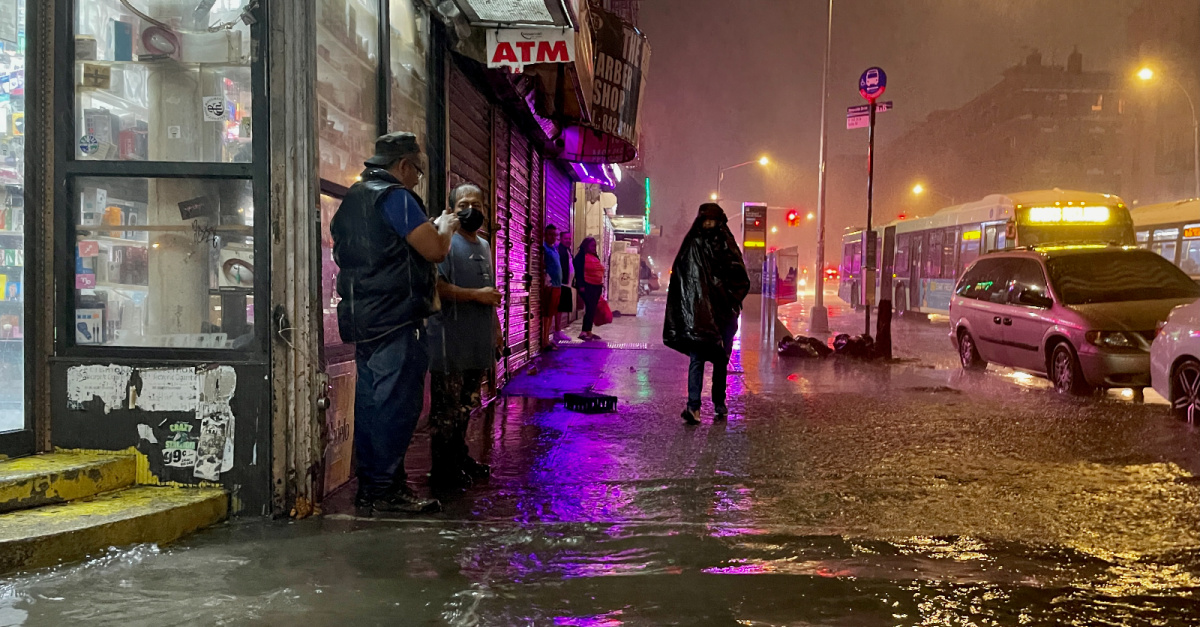 Historic Flooding in New York Leaves at Least 9 Dead