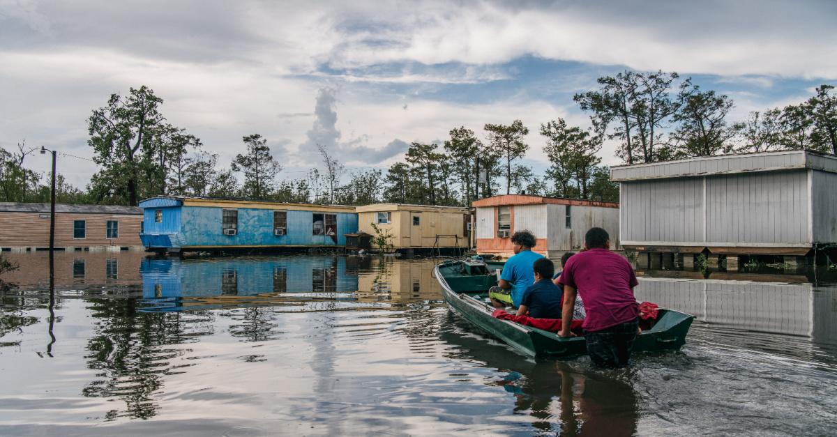 Lakewood Church Offers Refuge to More Than 100 Hurricane Ida Evacuees