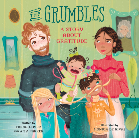 the grumbles, tricia goyer
