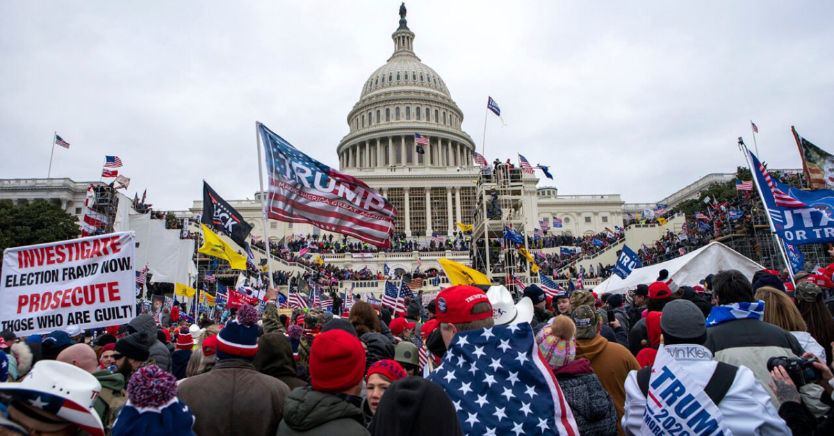 Survey: Who Americans Blame for Insurrection Depends on Their Faith