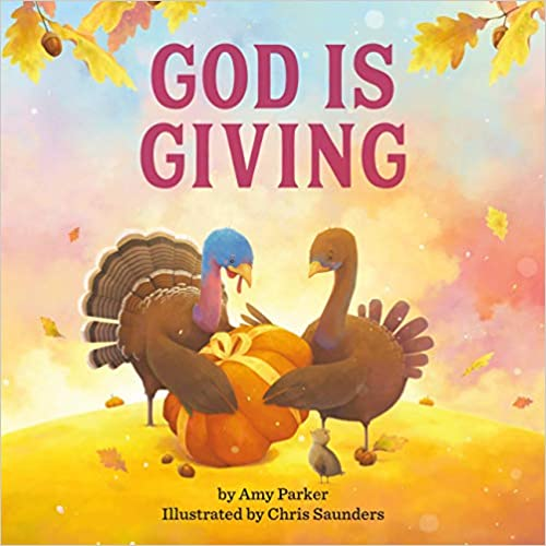 God Is Giving by Amy Parker
