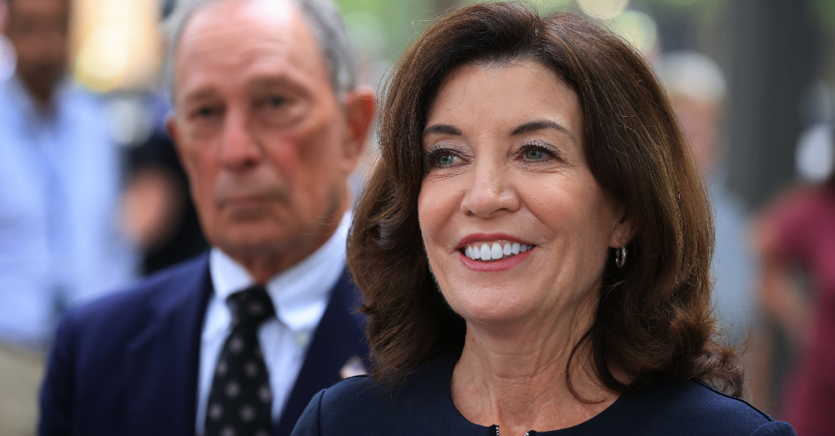NY Gov. Kathy Hochul Rejects Religious Exemptions for COVID-19 Vaccines, Urges Facebook to Censor Pro-Life Posts