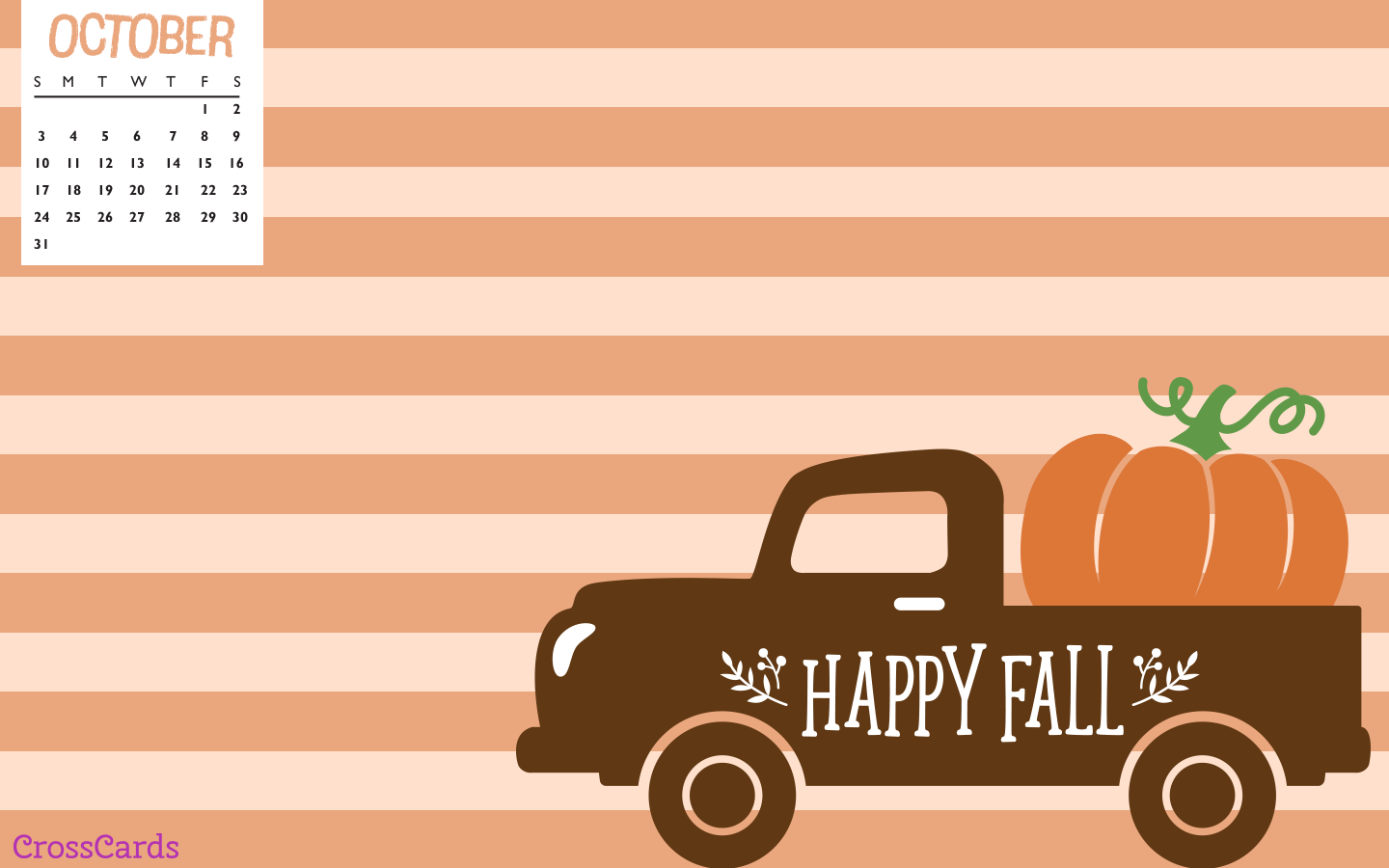 October 2021 - Happy Fall! mobile phone wallpaper