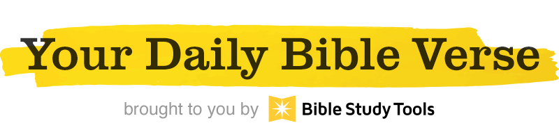Your Daily Bible Verse Podcast Banner