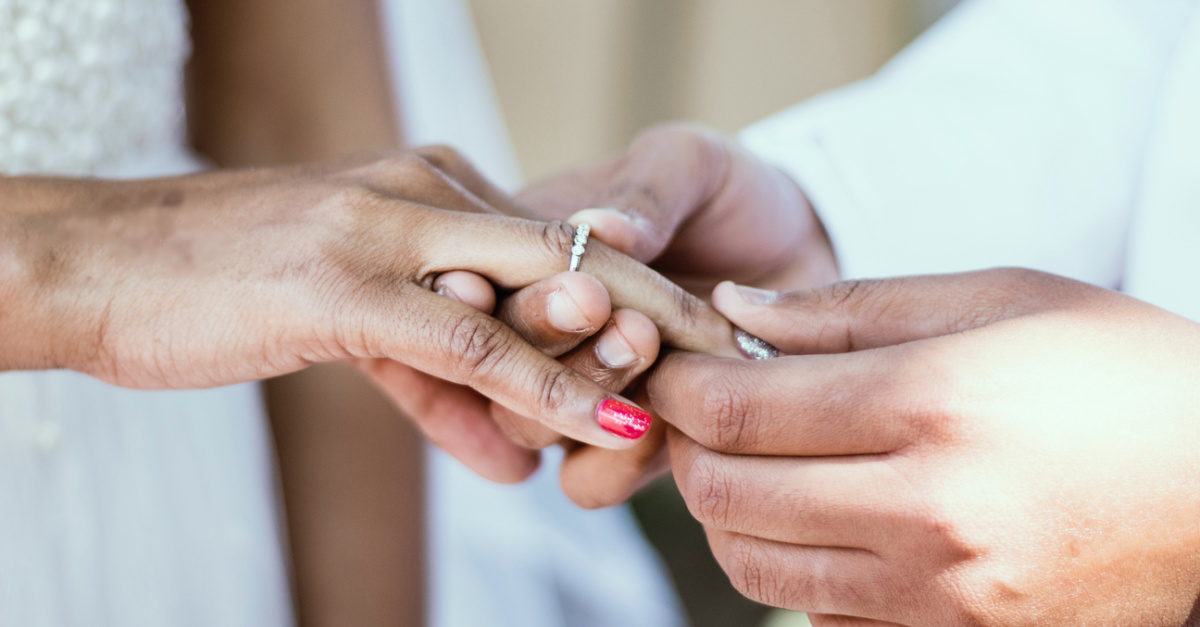 Less Than Half of Americans Believe Society Is 'Better Off' with More Marriages, Survey Shows