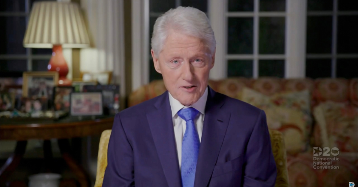 Former President Bill Clinton 'In Good Spirits' following Non-COVID-19 Related Infection