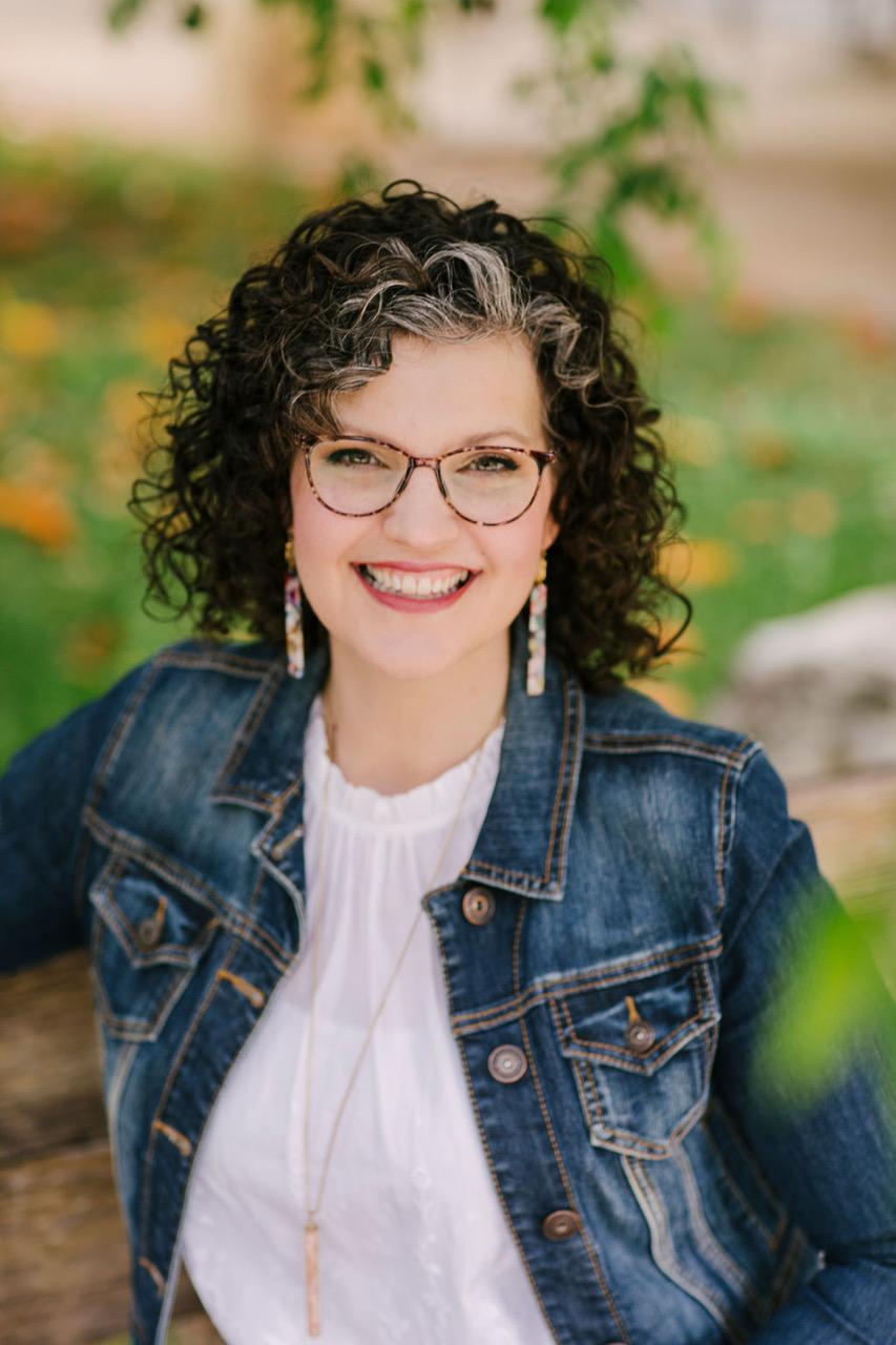 Jessica Van Roekel author headshot