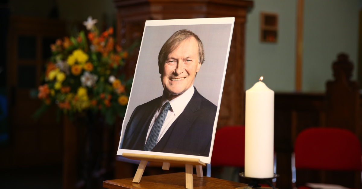 British MP David Amess Is Stabbed to Death Inside Church