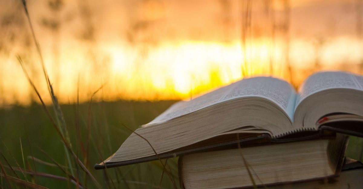 Scripture Tells Us to Praise God