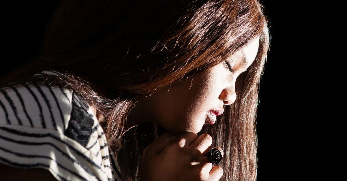 7. I will resolve myself to prayer.