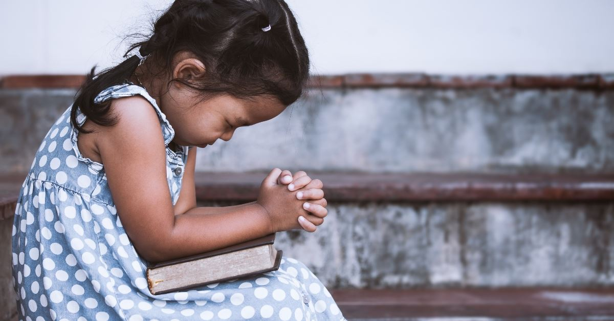 The Simplest Way to Help Your Child Grow Spiritually