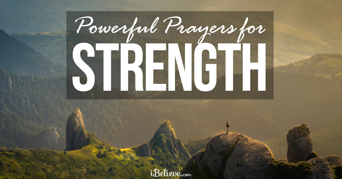 5 Prayers for Strength: Listening for God's Voice over Satan's Lies